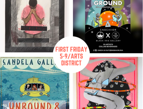 July First Friday is Here!